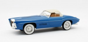 Bugatti T101C Exner-Ghia #101506 Closed 1966 (blue)
