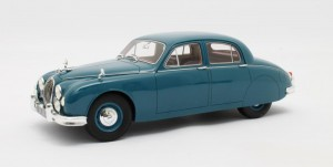 Jaguar 2.4 MKI 1955 (blue)