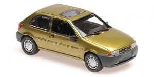 Ford Fiesta 1995 (gold)