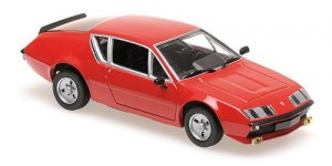 Renault Alpine A 310 1976 (red)