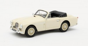 Aston Martin DB2/4 MKII DHC by Tickford 1955 (white)