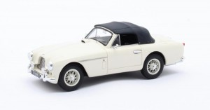 Aston Martin DB2/4 MKII DHC by Tickford Closed 1955 (white)