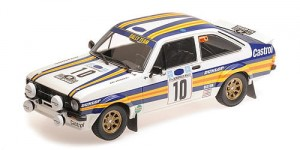 Ford RS 1800 Rothmans Rally Team #10 Vatanen/Richards Acropolis Rally 1980