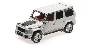 Brabus 850 6.0 Biturbo Widestar auf Basis Mercedes-Benz AMG G 63 2016 (white)