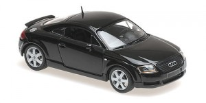 Audi TT Coupe (black)