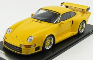Porsche 911 Type 993 GT1 Almeras (yellow)