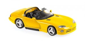 Dodge Viper Roadster 1993 (yellow)