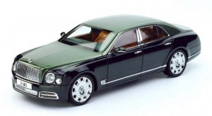 Bentley Mulsanne Speed 2017 (emerald)