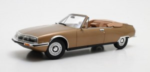 Citroen SM Mylord by Henry Chapron 1971 (gold metallic)