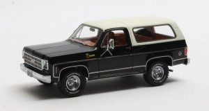 Chevrolet Blazer K5 1978 (black/white)