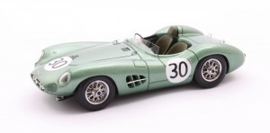 Aston Martin DBR1 #30 Stirling Moss Second Silverstone Sports Car Race 1959